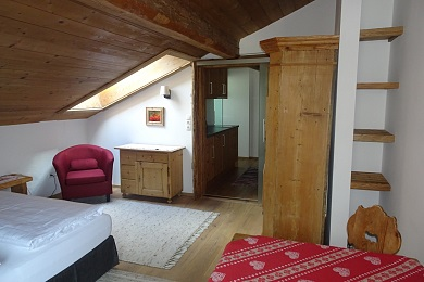 Cosy lounger area holiday apartment 3 Elisabeth apartments Kitzbühel