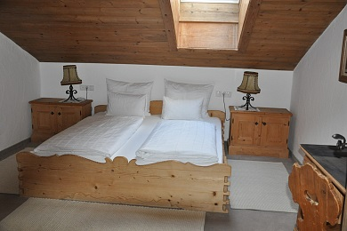 Bedroom holiday apartment 2 Elisabeth apartments
