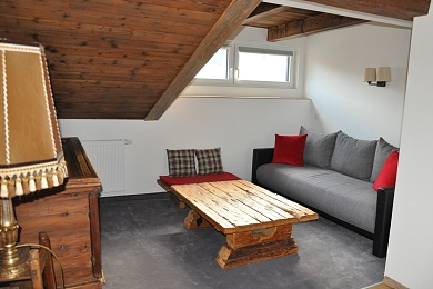 Lounge area holiday apartment 1 Elisabeth apartments Kitzbühel